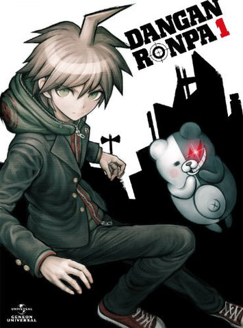 Image for Danganronpa The Animation Vol.1 [Blu-ray+CD Limited Edition]