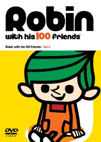 Image for Robin With His 100 Friends Vol.2