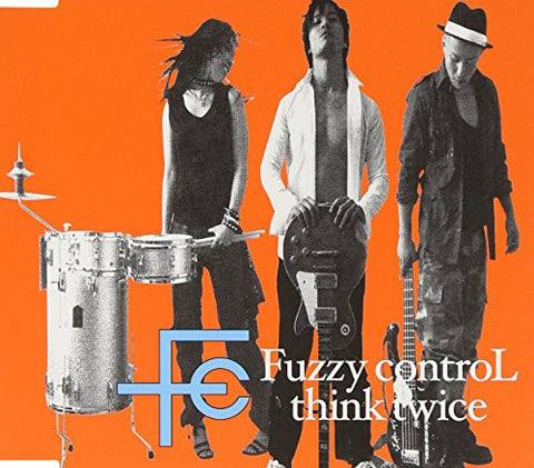 Image for think twice / FUZZY CONTROL