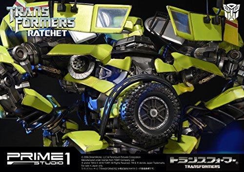 Image 7 for Transformers (2007) - Ratchet - Museum Masterline Series MMTFM-13 (Prime 1 Studio)