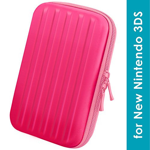 Image 2 for Trunk Case for New 3DS (Pink)