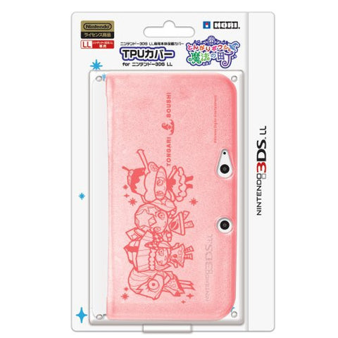 Image for Tongari Boushi to Mahou no Machi TPU Cover for 3DS LL