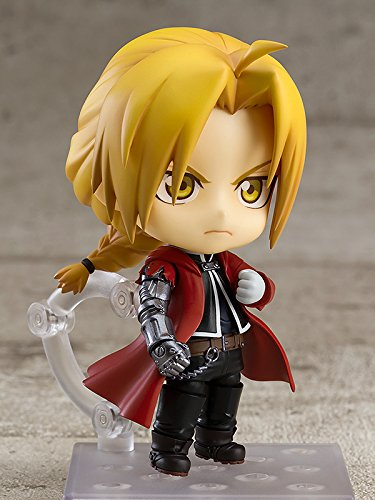 Image 5 for Hagane no Renkinjutsushi - Edward Elric - Nendoroid #788 (Good Smile Company)
