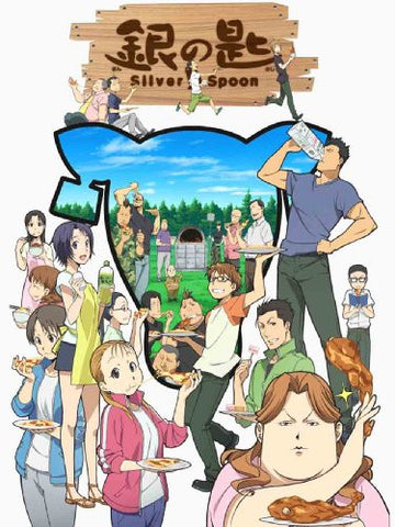 Image for Silver Spoon Vol.4