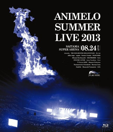 Image 1 for Animelo Summer Live 2013 Flag Nine 8.24