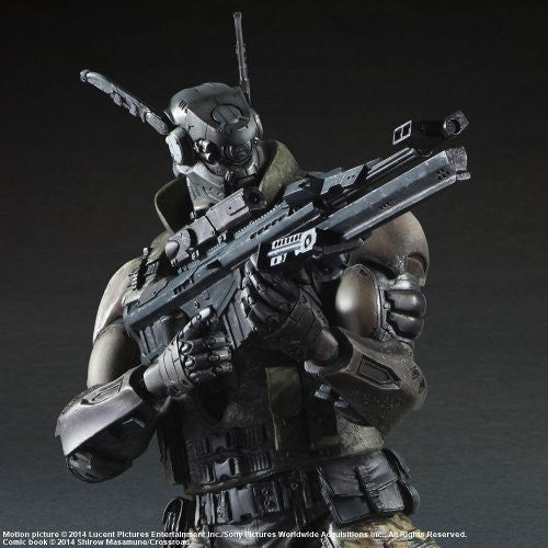 Image 8 for Appleseed Alpha - Briareos Hecatonchires - Play Arts Kai (Square Enix)
