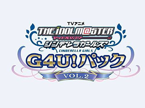 Image 2 for TV Anime Idolm@ster Cinderella G4U! Pack Vol.2