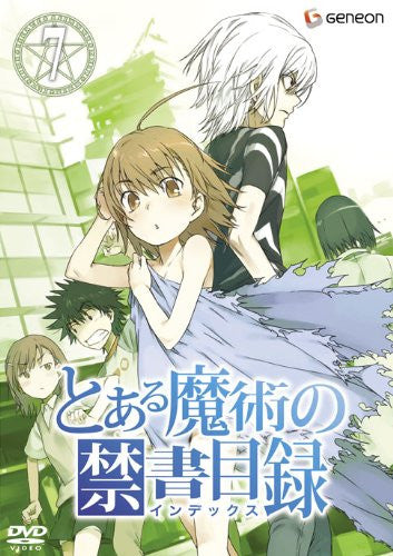Image 1 for To Aru Majutsu No Index Vol.7 [Limited Edition]
