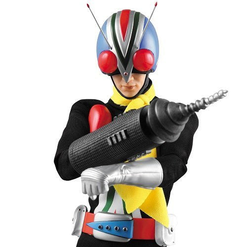Image 5 for Kamen Rider V3 - Riderman - Real Action Heroes No.462 - 1/6 - Renewal Edition (Medicom Toy)