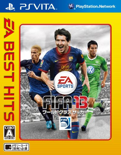 Image 1 for FIFA 13: World Class Soccer (EA Best Hits)