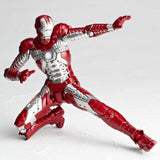 Thumbnail 10 for Iron Man 2 - Iron Man Mark V - Revoltech - Revoltech SFX 041 - Legacy of Revoltech - 41 (Kaiyodo)