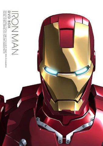 Image for Iron Man DVD Box