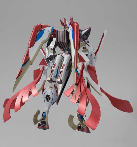 Image 3 for Ginga Kikoutai Majestic Prince - AHSMB-005 RED FIVE - Variable Action (MegaHouse)