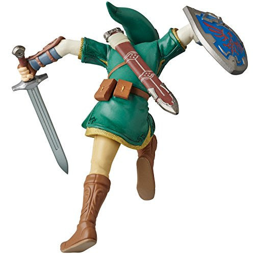 Image 2 for Zelda no Densetsu: Twilight Princess - Link - Ultra Detail Figure No.312 (Medicom Toy)