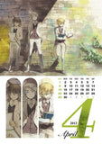 Thumbnail 4 for Pandora Hearts - Wall Calendar - Comic Special Calendar - 2012 (Square Enix)[Magazine]