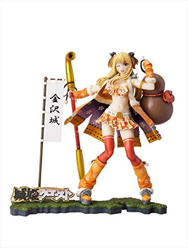 Image 2 for Shirohime Quest - Kanazawajou - 1/8 (New Vision Toys)