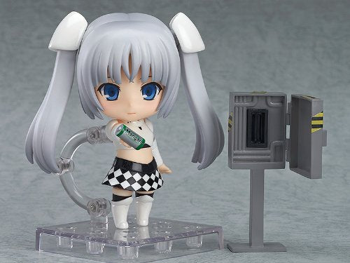 Image 4 for Miss Monochrome - Ruu-chan - Nendoroid #406-a (Good Smile Company)