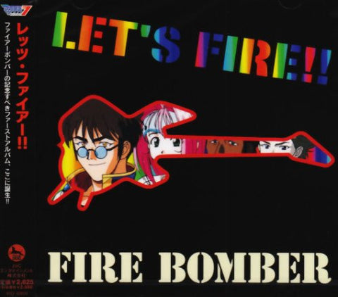 Image for Macross 7 LET'S FIRE! / FIRE BOMBER
