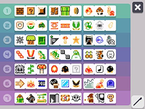 Image 12 for Super Mario Maker for Nintendo 3DS