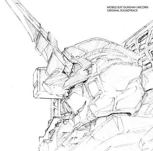 Image 1 for MOBILE SUIT GUNDAM UNICORN ORIGINAL SOUNDTRACK