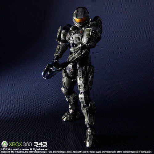 Image 4 for Halo 4 - Master Chief - Play Arts Kai (Square Enix)