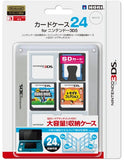 Thumbnail 1 for 3DS Card Case 24 (Clear)