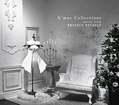 Image 1 for X'mas Collections music from BRAVELY DEFAULT