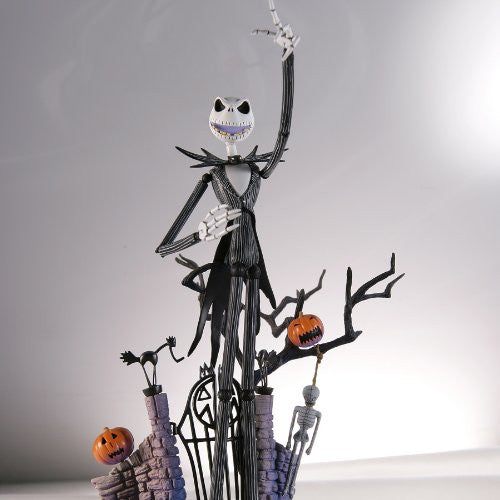 Image 12 for The Nightmare Before Christmas - Jack Skellington - Legacy of Revoltech LR-042 - Revoltech - Revoltech SFX #05 (Kaiyodo)