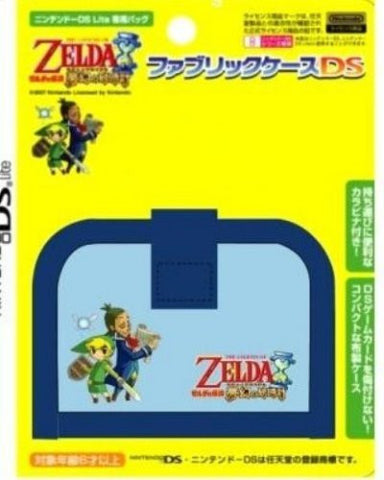 Image for The Legend of Zelda Fabric Case (blue)