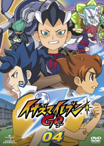 Image for Inazuma Eleven Go 4