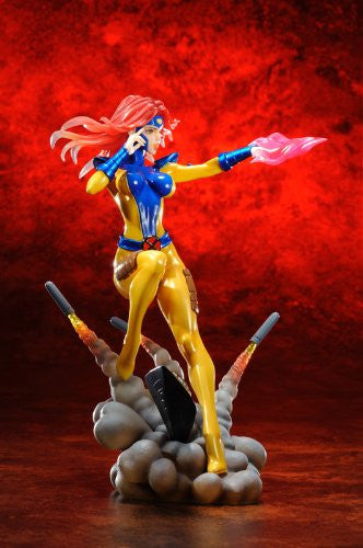 Image 3 for X-Men - Jean Grey - Bishoujo Statue - Marvel x Bishoujo - 1/7 (Kotobukiya)