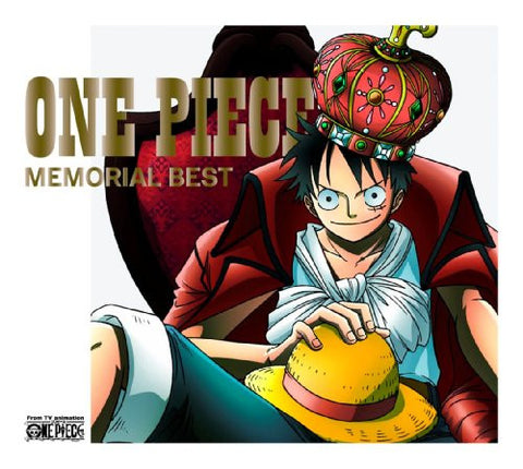 Image for ONE PIECE MEMORIAL BEST [Limited Edition]