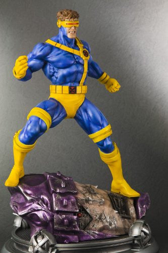 Image 5 for X-Men - Cyclops - Fine Art Statue - 1/6 - Danger Room Sessions (Kotobukiya)