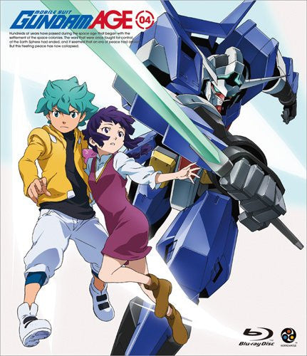 Image 2 for Mobile Suits Age Vol.4