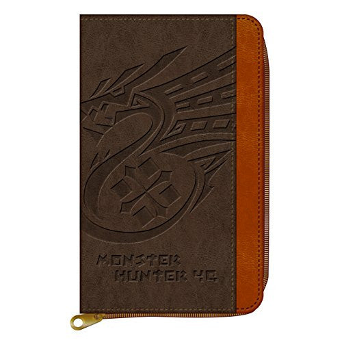 Image 2 for Monster Hunter 4G 3DS Game Card Case