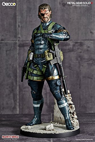 Image 12 for Metal Gear Solid V: Ground Zeroes - Naked Snake - 1/6 (Gecco, Mamegyorai)