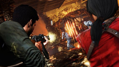 Image 4 for Uncharted 2: Among Thieves / Uncharted: Do ougon Katana to Kie ta Sendan