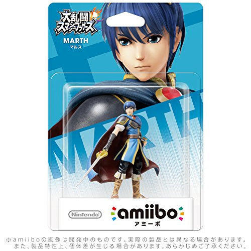 Image 2 for amiibo Super Smash Bros. Series Figure (Marth)
