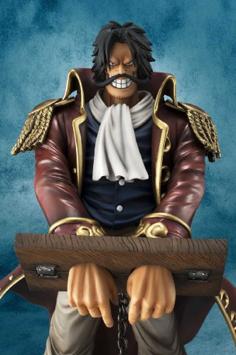 Image 10 for One Piece - Gol D. Roger - Excellent Model - Portrait Of Pirates DX - 1/8 (MegaHouse)