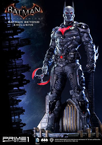 Image 4 for Batman: Arkham Knight - Batman - Museum Masterline Series MMDC-10 - 1/3 - Batman Beyond (Prime 1 Studio)