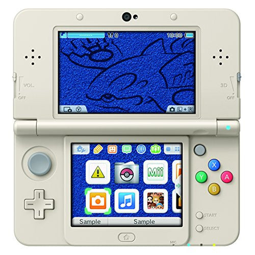 Image 2 for New Nintendo 3DS Kyogre [Pokemon Limited Edition]