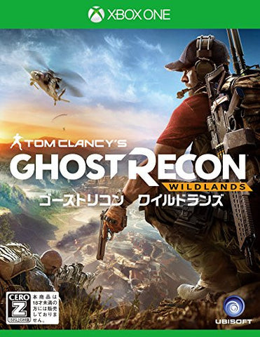 Image for Tom Clancy's Ghost Recon Wildlands