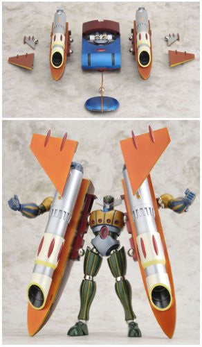 Image 5 for Koutetsu Jeeg - Brave-Goukin Series - Big Shooter - Metallic Color Ver. - 37 (CM's Corporation)