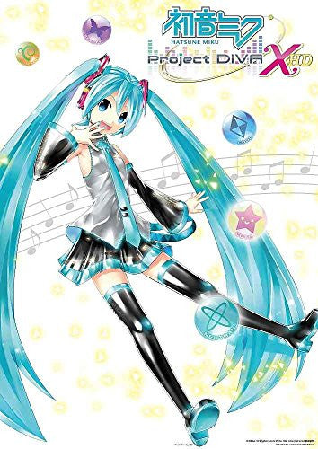 Image 1 for Hatsune Miku -Project DIVA- X HD