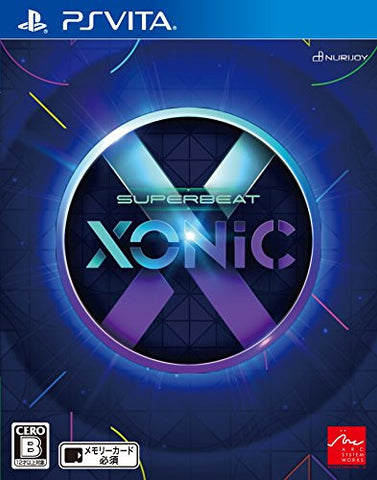 Image for SUPERBEAT: XONiC