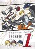 Thumbnail 2 for Pandora Hearts - Wall Calendar - Comic Special Calendar - 2012 (Square Enix)[Magazine]