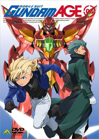 Image for Mobile Suit Gundam AGE Vol.8