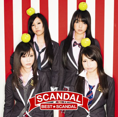 Image for BEST★SCANDAL / SCANDAL [Limited Edition]