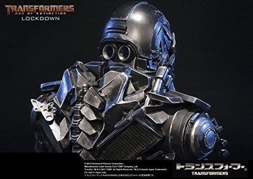 Image 6 for Transformers: Lost Age - Lockdown - Bust - Premium Bust PBTFM-13 (Prime 1 Studio)
