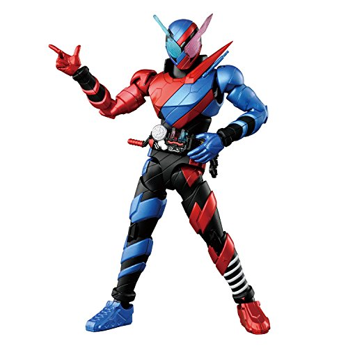 Kamen Rider Build - Figure-rise Standard - RabbitTank Form (Bandai)